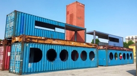 Container uso commerciale - Multiservice